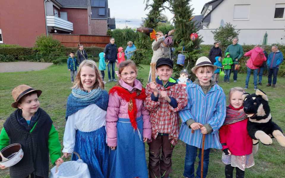 Auch eines unserer Anliegen - Verschönerung der Stadt mit Historischen Augenblicken! Bild: J. Thesing - Mit freundlicher Genehmigung