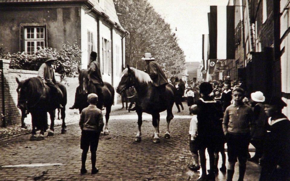 Auch in Sendenhorst muss gelten - Nie wieder Nazis!